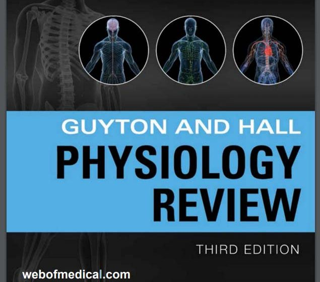 Guyton and Hall Physiology Review 3rd Edition PDF Free