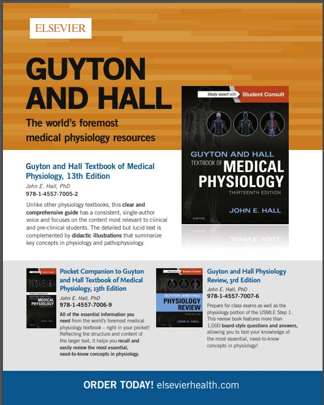 Guyton and Hall Physiology screen shots