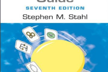 Stahl's Prescriber's Guide 7th Edition PDF Free