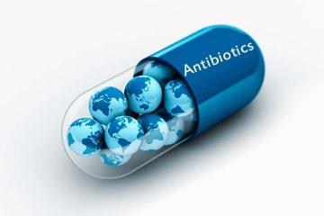 Antibiotics in our body
