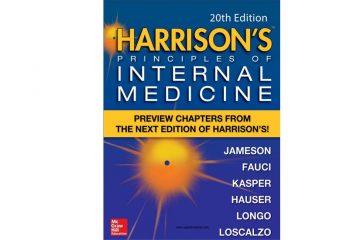 Harrison's Principles of Internal Medicine 20th