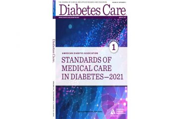 Standards of Medical Care in Diabetes 2021 cover image