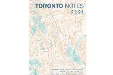 Toronto Notes 2021 pdf free download