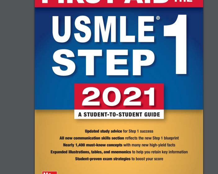 First Aid for the USMLE Step 1 2021 FREE pdf