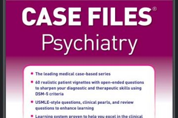 Case Files Psychiatry 6th Edition PDF