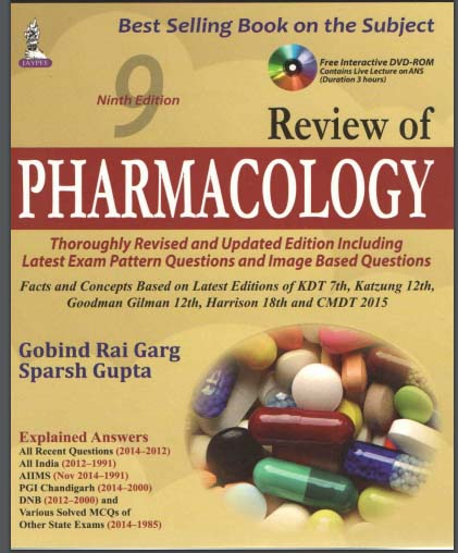 Review of Pharmacology 9th Edition PDF Free